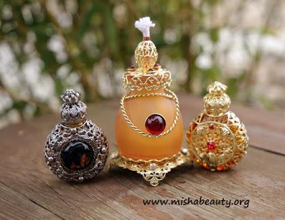 Parfémové lahvičky