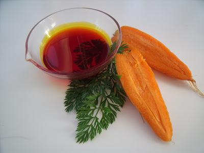 Karotkový olej - macerát