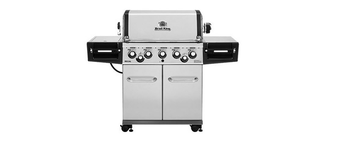 Broil King – plynový gril REGAL S 590 PRO