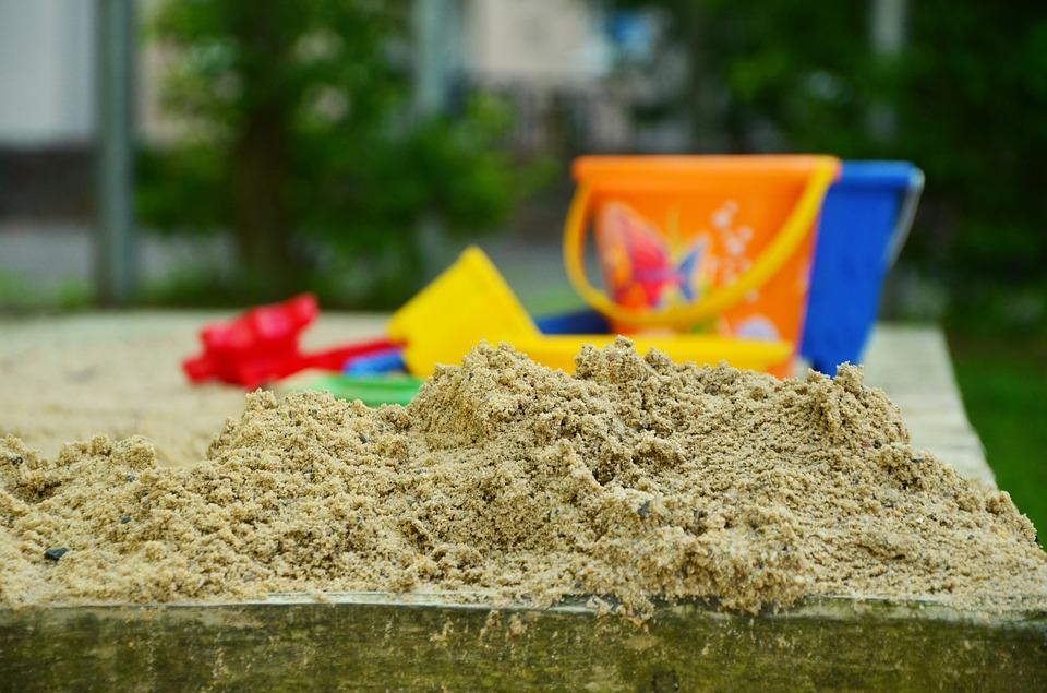 pískoviště