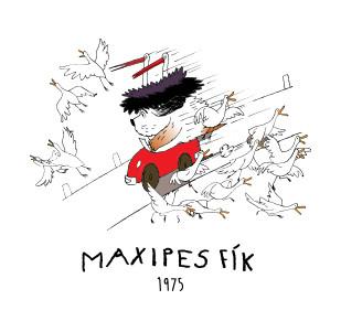 Tričko Maxipes Fík