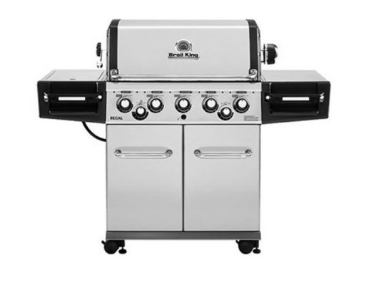 Broil King – plynový gril REGAL S 590 PRO