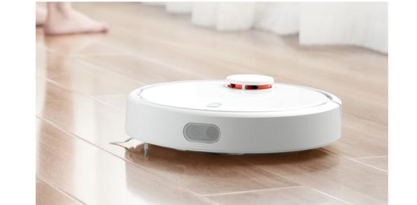 Xiaomi Mi Robot Vacuum – home